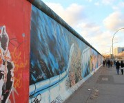 Berliner Mauer - Eastside Gallery