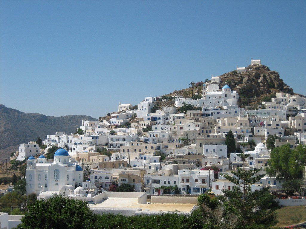 Partyurlaub auf der Partyinsel Ios, Griechenland