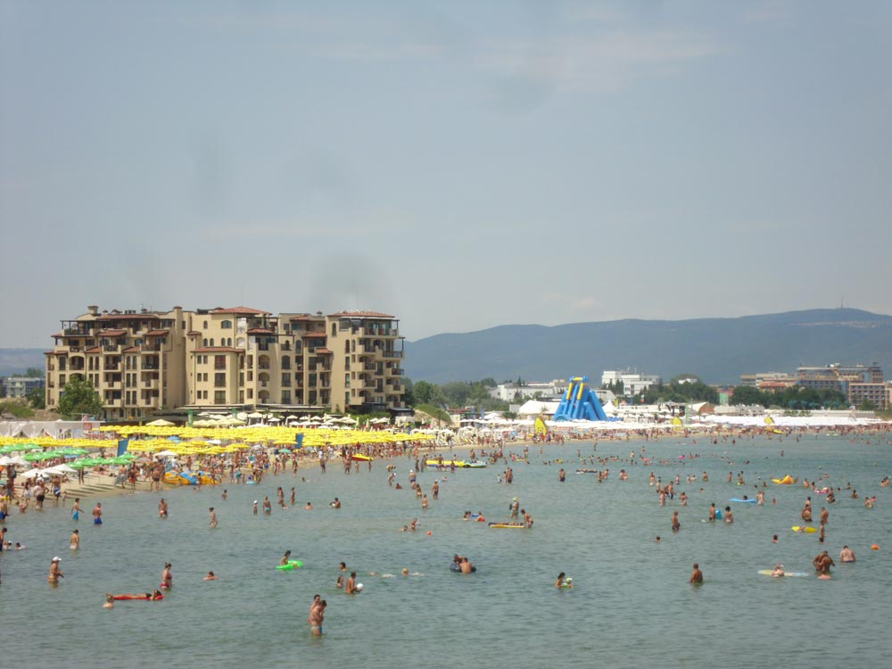 Partyurlaub am Sonnenstrand in Bulgarien
