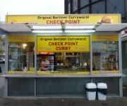Berlin Currywurst Stand