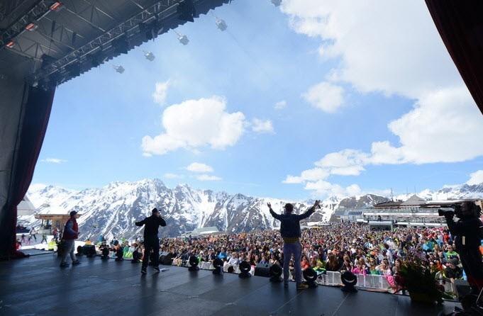 Partyurlaub in Ischgl, Tirol: Skiurlaub & Party feiern