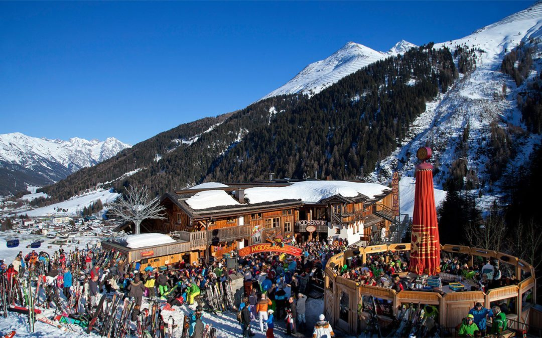 Party & Skiurlaub in St. Anton am Arlberg