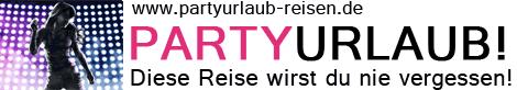 Partyurlaub – Party-Reisen für Singles & Gruppen
