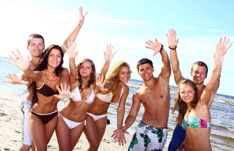 Feier den Partyurlaub deines Lebens!