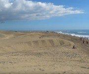Dünen von Playa de Inglés
