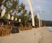 Wunderschöner Sandstrand in Koh Phangan