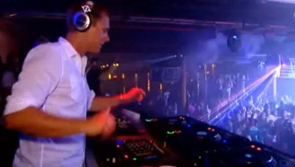 DJ Armin van Buuren Videos von Life-Auftritten