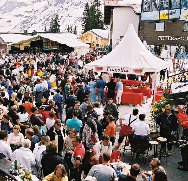 17. Oberlecher Frühlingsfest 2012 – Saisonfinale am Arlberg vom 20.-22. April