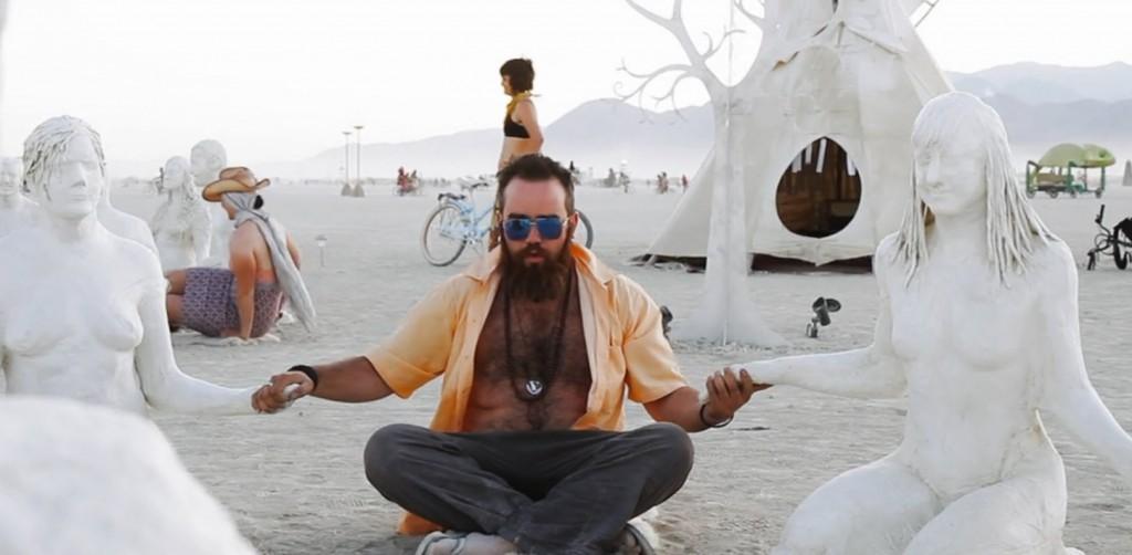 Videos vom Burning Man Festival in den USA
