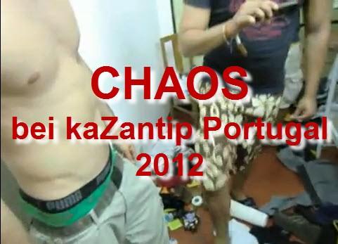 Kazantip Portugal 2012 Chaos