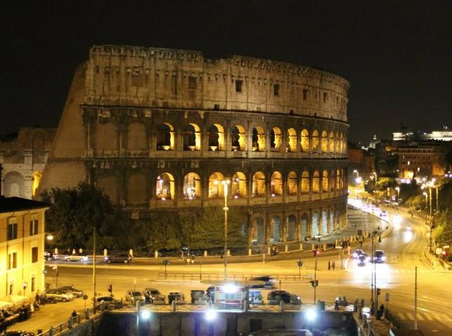 Städtereise nach Rom – Urlaub, Party, Kultur