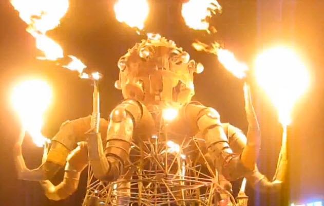 Burning Man 2012 – Fertility 2.0