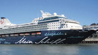 Kreuzfahrtschiff Mein Schiff 2 (Bild: Kreuzfahrt.de)