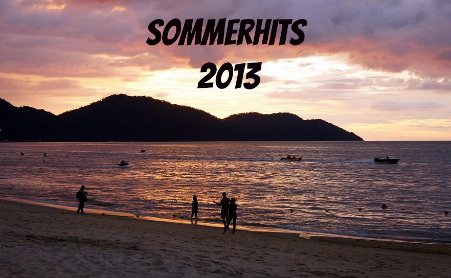 Die besten Sommer-Hits 2013: Zu diesen Party-Hits wird im Sommer 2013 abgefeiert