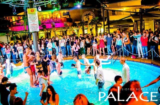 Siófok: Partyurlaub am Balaton (Plattensee) in Ungarn