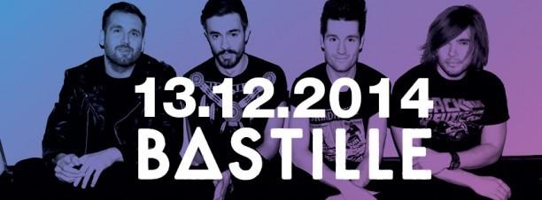 Bastille Konzert im Montafon 2014