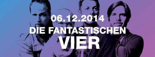 Die Fantastischen Vier Konzert im Montafon