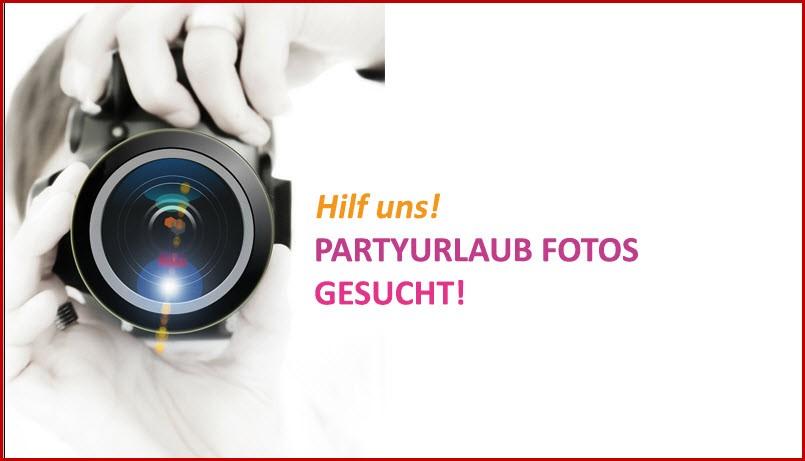 Hilf uns Bitte! – Bilder von Party-Orten gesucht!