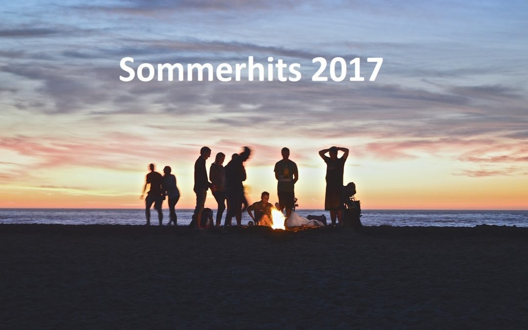 Die besten Sommer-Hits 2017: Zu diesen Party-Hits wird im Sommer 2017 abgefeiert