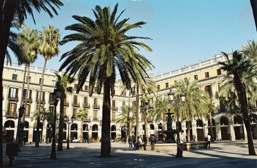 Gotisches Viertel in Barcelona_Bild Pere Tarrés Youth Hostel