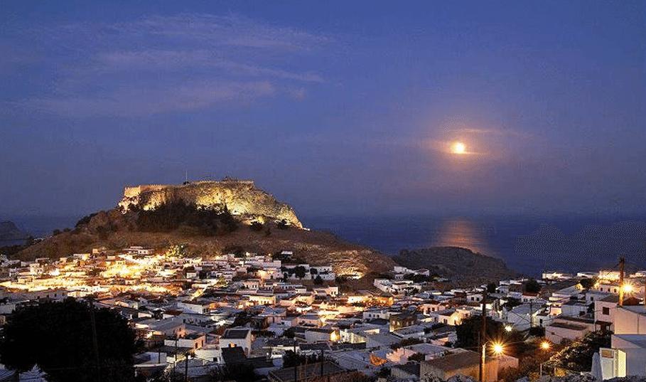 Hostels auf Rhodos: Die besten Jugendherbergen für eure Städtereise