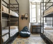 Yellow Hostel, Rom, Italien
