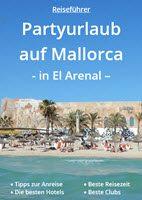 Mallorca Reiseführer für El Arenal als Gratis PDF Download- Reisetipps