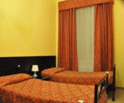 funny hostel palace, rom, italien