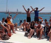 Katamaran Tour auf Ibiza