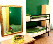 legends hostel, rom, italien