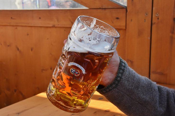 Münchner Oktoberfest Maß