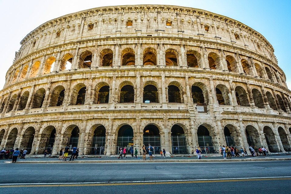 städtereise rom italien