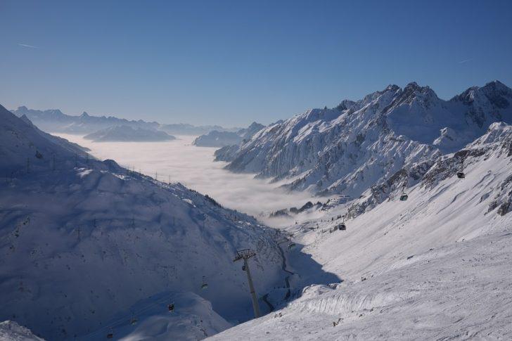 Partyurlaub am Arlberg