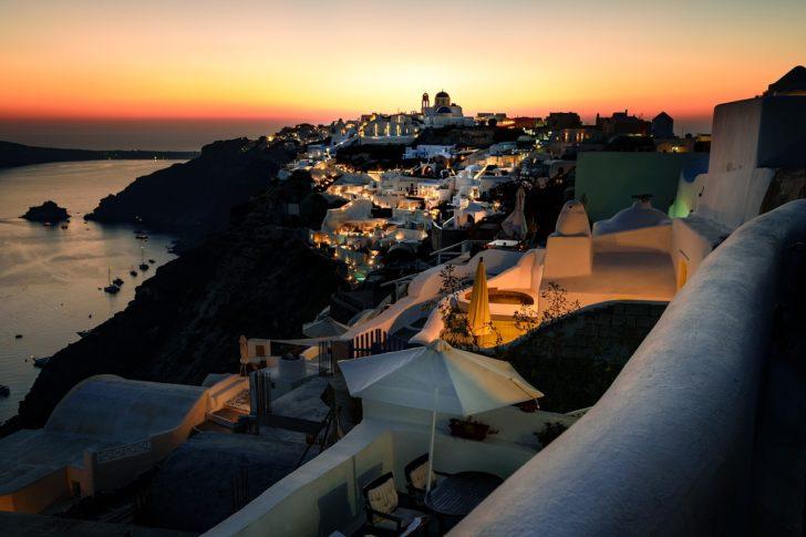 Partyurlaub in Griechenland