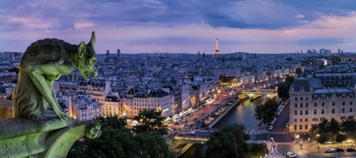 Partyurlaub in Frankreich