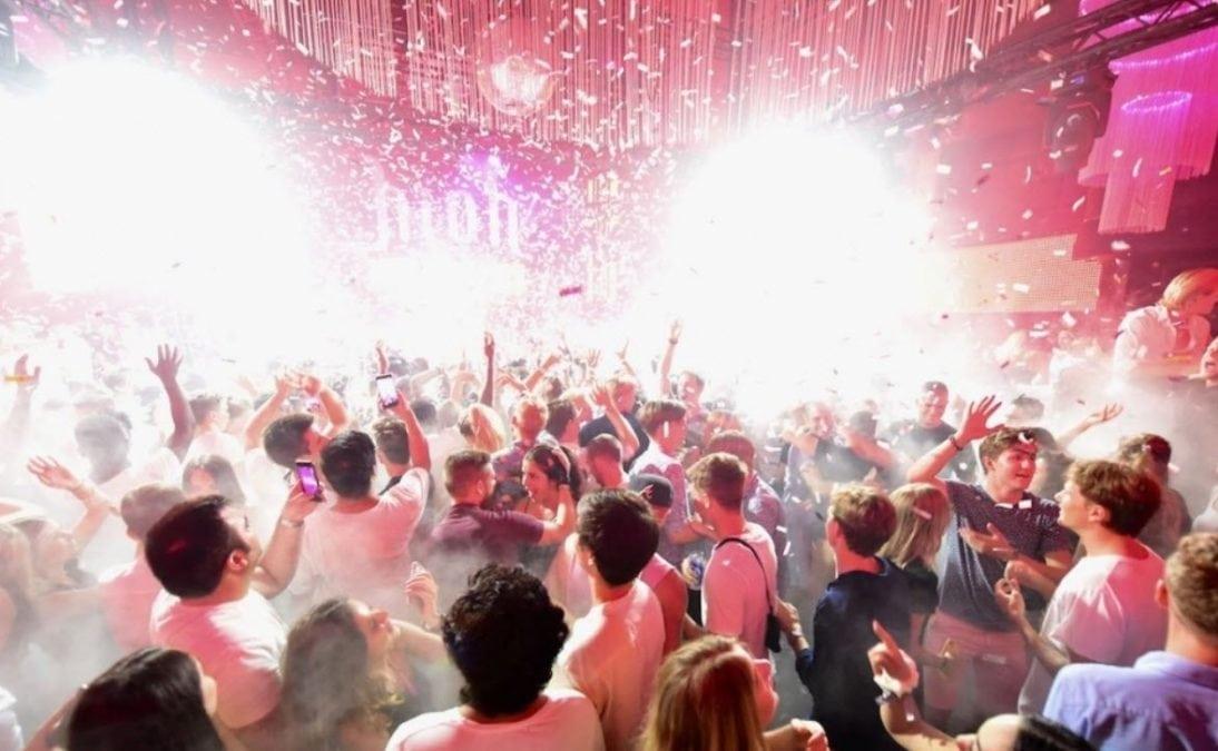 High Club in Nizza (Nice)