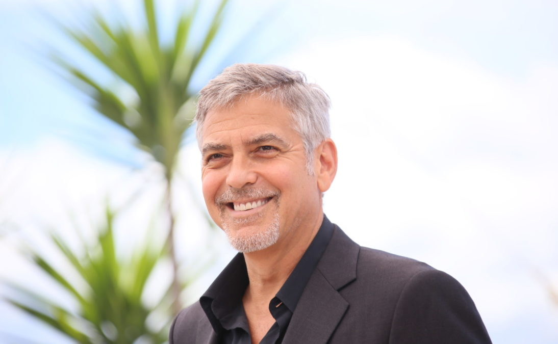 Hat eine Villa am Comer See - George Clooney
