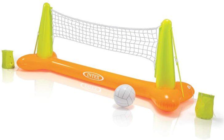 Aufblasbares Volleyballnetz