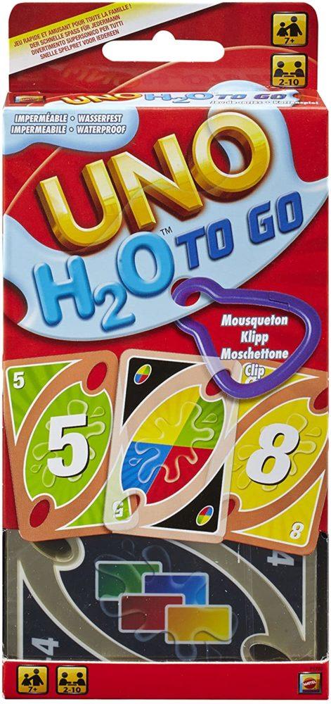wasserfeste Spielkarten UNO